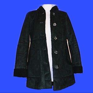 thick black jacket ♥️